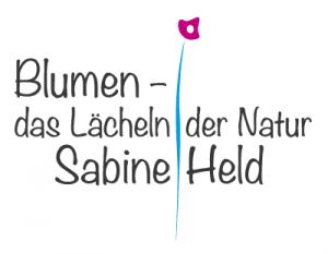 Logo Blumen Sabine Held